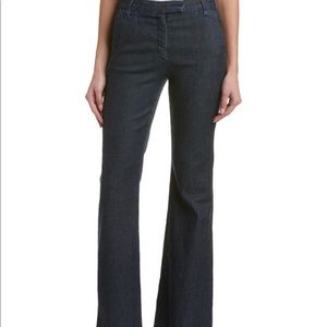Current/Elliott High Rise Wide Leg Jeans